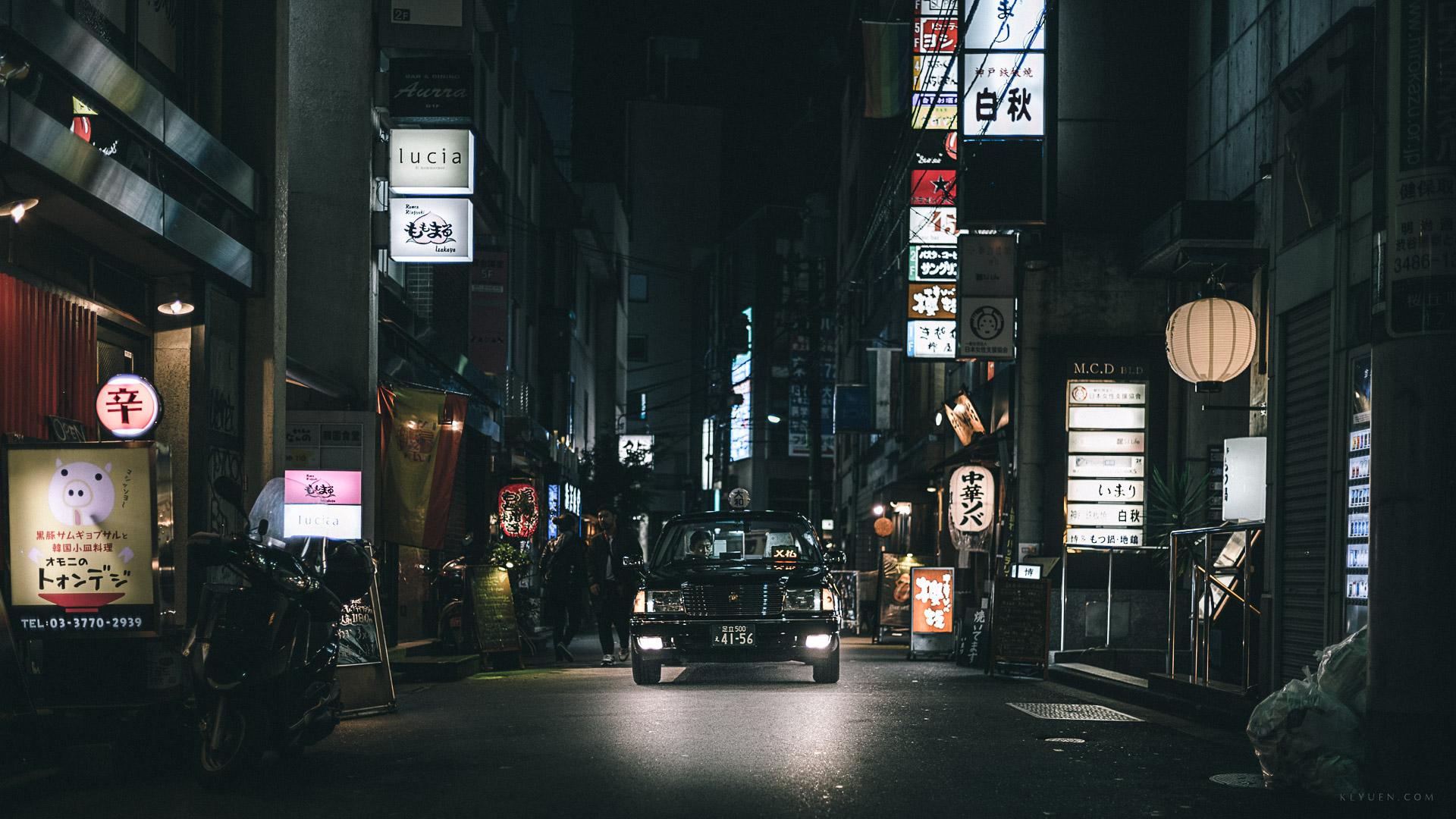 Shibuya, Tokyo, Japan // Leica Summilux 35mm f/1.4 ASPH FLE / Leica M10