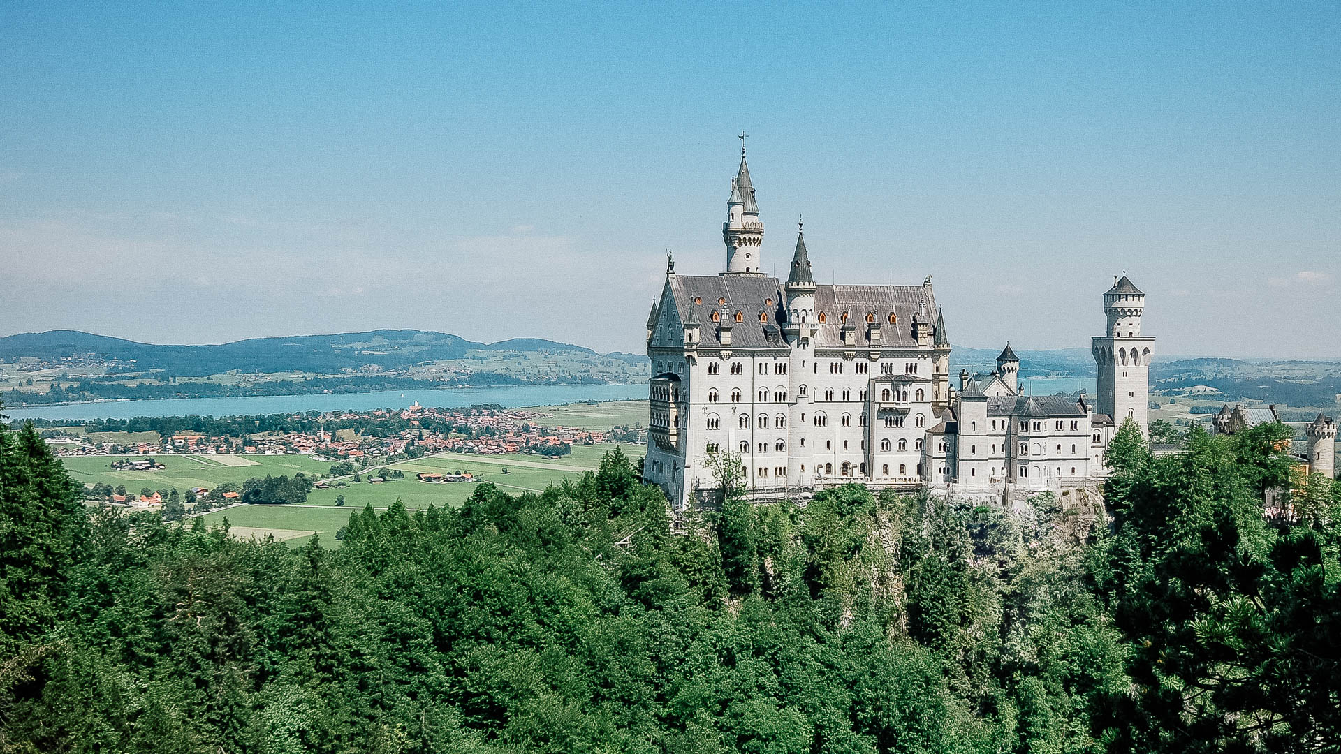 Neuschwanstein, Fussen, Germany|klyuen travel photography