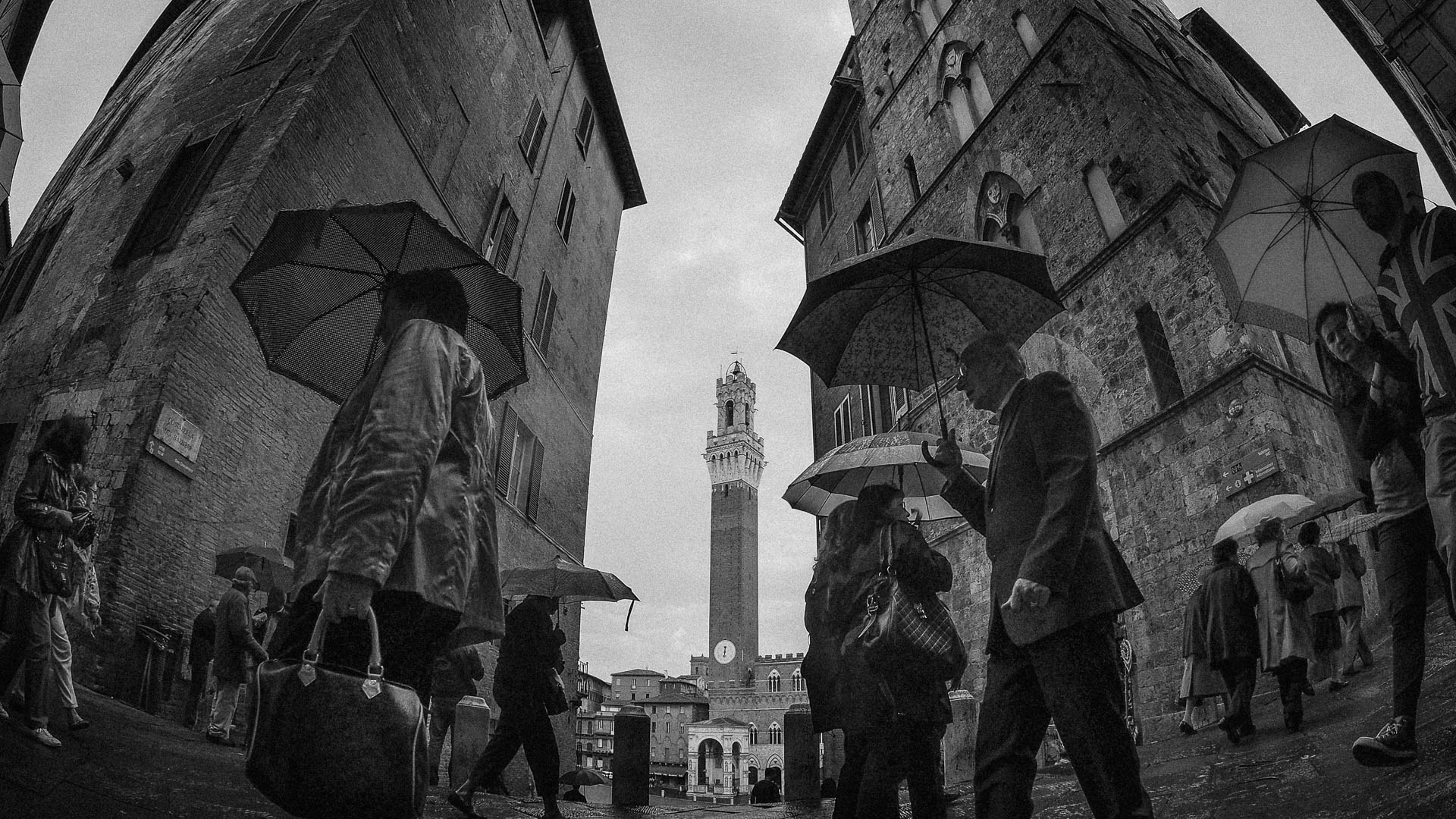 Siena, Tuscany, Italy|klyuen travel photography