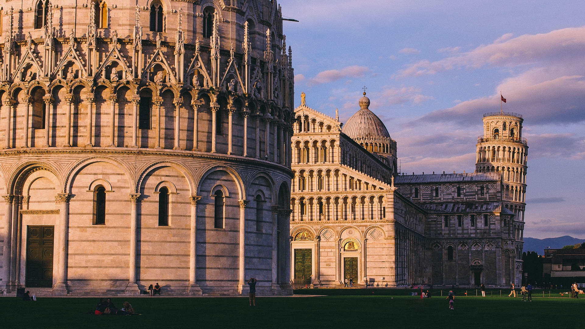Pisa, Tuscany, Italy|klyuen travel photography